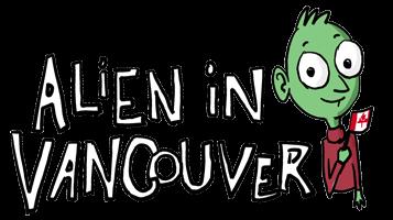 Alien in Vancouver